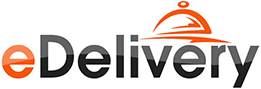 Online Food Ordering & Delivery Software | Edeliveryapp Logo