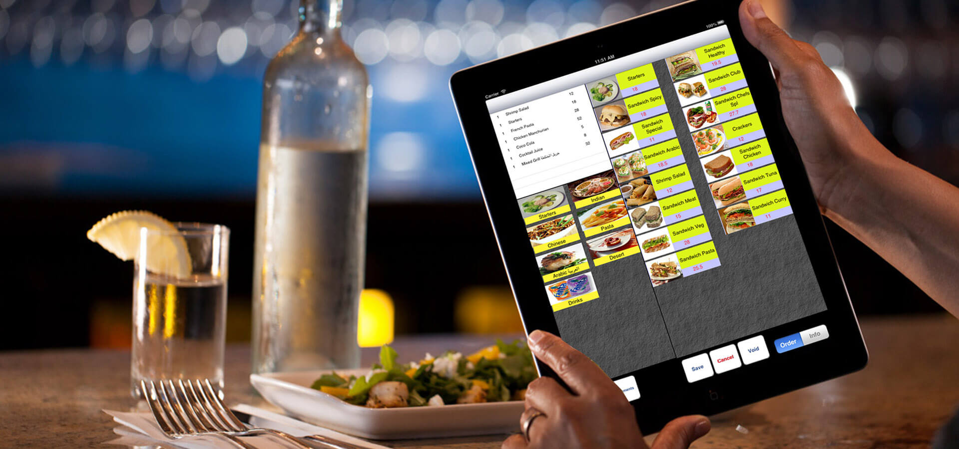 Restaurant Ordering System With All Printer Amp Pos Integration